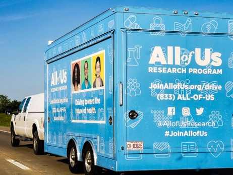 All of Us Research Program - Journey Events bus